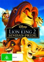 The Lion King 2 : Simba's Pride - Voiced Nathan Lane