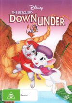 The Rescuers Down Under - Bob Newhart