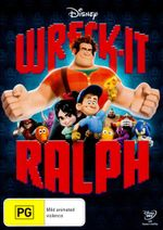 Wreck It Ralph - Jane Lynch