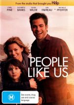 People Like Us - Chris Pine