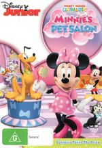 Mickey Mouse Clubhouse : Minnie's Pet Salon - Dee Bradley Baker