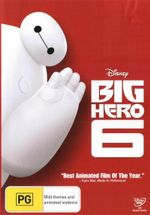Big Hero 6 : DVD - Ryan Potter