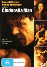 Cinderella Man - David Huband
