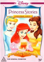 Disney Princess Stories : Volume 1 - A Gift from the Heart