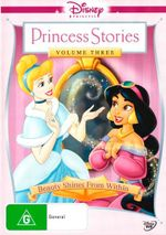 Disney Princess Stories : Volume 3 - Beauty Shines from Within
