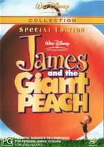James and the Giant Peach - Paul Terry