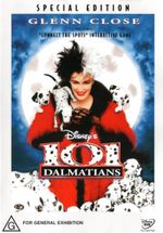 101 Dalmatians (1996) (Live Action) (Special Edition) - Joan Plowright