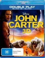 John Carter (3D Blu-Ray/Blu-Ray) - Taylor Kitsch