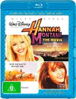Hannah Montana : The Movie (Blu-Ray + DVD) - Natalia Dyer