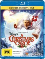 A Christmas Carol (Blu-ray/DVD) - Ryan Ochoa