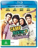Camp Rock 2 : The Final Jam (Blu-ray/DVD) - Demi Lovato