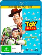 Toy Story (Special Edition) (Blu-Ray/DVD) - Don Rickles