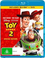Toy Story 2 (Special Edition) (Blu-Ray/DVD) - Kelsey Grammer