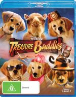 Treasure Buddies - Mason Cook