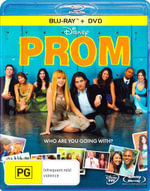 Prom (BD/DVD) - Thomas McDonell