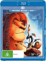 The Lion King (Diamond Edition) (Blu-ray/DVD) - Jonathan Taylor Thomas