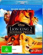 The Lion King 2 : Simba's Pride (Blu-Ray/DVD) (Special Edition) - Andy Dick