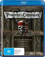 Pirates of The Caribbean Quadrilogy - Keira Knightley