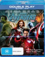 The Avengers : Blu-ray/DVD - Robert Downey Jnr