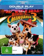 Beverly Hills Chihuahua 3 : Viva la Fiesta!  (Blu-ray/DVD) - Odette Annable