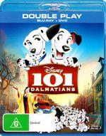 101 Dalmatians (Blu-ray/DVD) (3 Discs) : Blu-ray/DVD 3 Discs - Rod Taylor