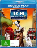 101 Dalmatians 2 : Patch's London Adventure - Barry Bostwick