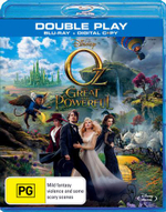 Oz The Great and Powerful (Blu-ray/Digital Copy) - James Franco