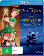 Peter Pan / Peter Pan : Return to Never Land - Kathryn Beaumont