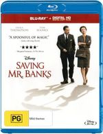 Saving Mr Banks (Blu-ray/DC) - Emma Thompson