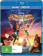 Tinker Bell and the Pirate Fairy (Blu-ray/DC) - Mae Whitman