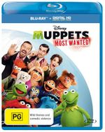 Muppets : Most Wanted (BD/DC) - Tina Fey
