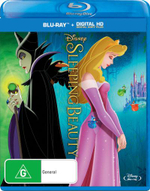 Sleeping Beauty (Blu-ray/Digital Copy) - Mary Costa