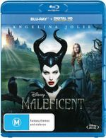 Maleficent (Blu-ray/DC) - Angelina Jolie