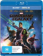 Guardians of the Galaxy (Blu-ray/Digital Copy) - Chris Pratt