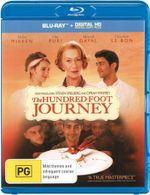The Hundred-Foot Journey (Blu-ray/DC) - Helen Mirren