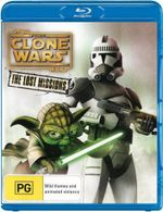 Star Wars The Clone Wars : The Lost Missions - Season 6 - Anna Graves