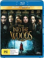Into the Woods (Blu-ray/Digital Copy) - Emily Blunt