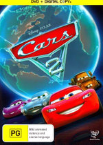 Cars 2 (DVD/DCD) - Larry The Cable Guy