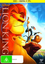 Lion King (DVD/DCD) - Niketa Calame