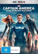 Captain America : The Winter Soldier (DVD/Digital Copy) - Chris Evans