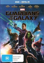 Guardians of the Galaxy (DVD/DC) - Chris Pratt