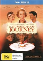 The Hundred-Foot Journey (DVD/DC) : DVD + Digital HD  - Helen Mirren