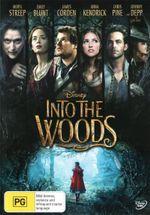 Into the Woods (DVD/Digital Copy) - Meryl Streep