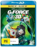G-Force (3D Blu-ray) - Will Arnett