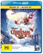 A Christmas Carol (3D Blu-ray/Blu-ray) - Callum Blue
