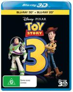 Toy Story 3 (3D BD/BD) - Joan Cusack