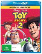 Toy Story 2 (3D BD/BD) - Don Rickles