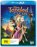 Tangled (3D) - Zachary Levi