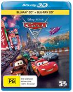 Cars 2 (3D Blu-ray/Blu-ray) (2 Discs) - Owen Wilson