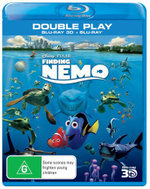Finding Nemo (3D/BD) - Albert Brooks